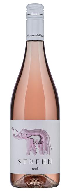 Weingut Strehn_Blaufraenkisch Rosé